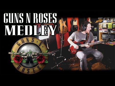 Guns 'N' Roses Medley | Appetite For Destruction