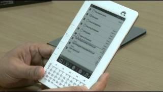 Видеопрезентация электронной книги LBook eReader V60(В розничную продажу поступили устройства для чтения электронных книг LBook eReader V60. Устройство продолжает..., 2011-08-19T10:06:43.000Z)