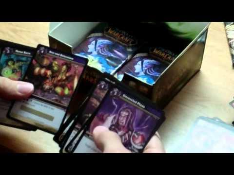 WoW Dark Portal Box Break!