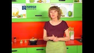 Что Есть   Овощной суп с сырными клецками
