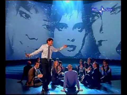 Gianni Morandi - Tu sei l'unica donna per me (Grazie a tutti show -  08/11/2009)