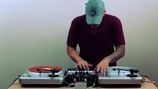 Tyga Dip x J Balvin Mi Gente Flip DJ Routine on the Pioneer S-9 Video