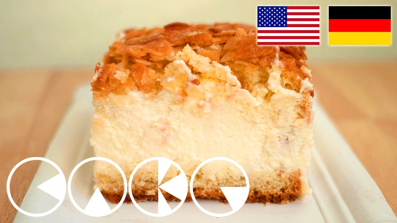 German Bee Sting Cake Recipe