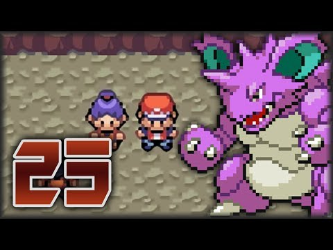 Guía Pokémon Rojo Fuego & Verde Hoja - Parte 25 | Atravesando La Calle Victoria