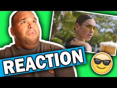 Dua Lipa - New Rules    REACTION