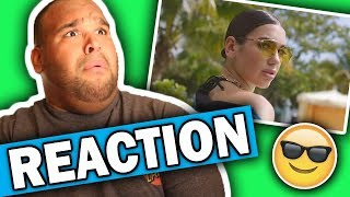Dua Lipa - New Rules (Official Music Video) REACTION