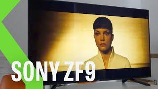 Sony MASTER Series ZF9, análisis: el LCD MÁS AVANZADO del fabricante