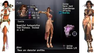 Shadow Hearts Covenant: Lucia Exhibition