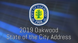 Oakwood 2019 State of the City Address