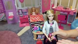 Обзор куклы Барби Модница Делюкс!