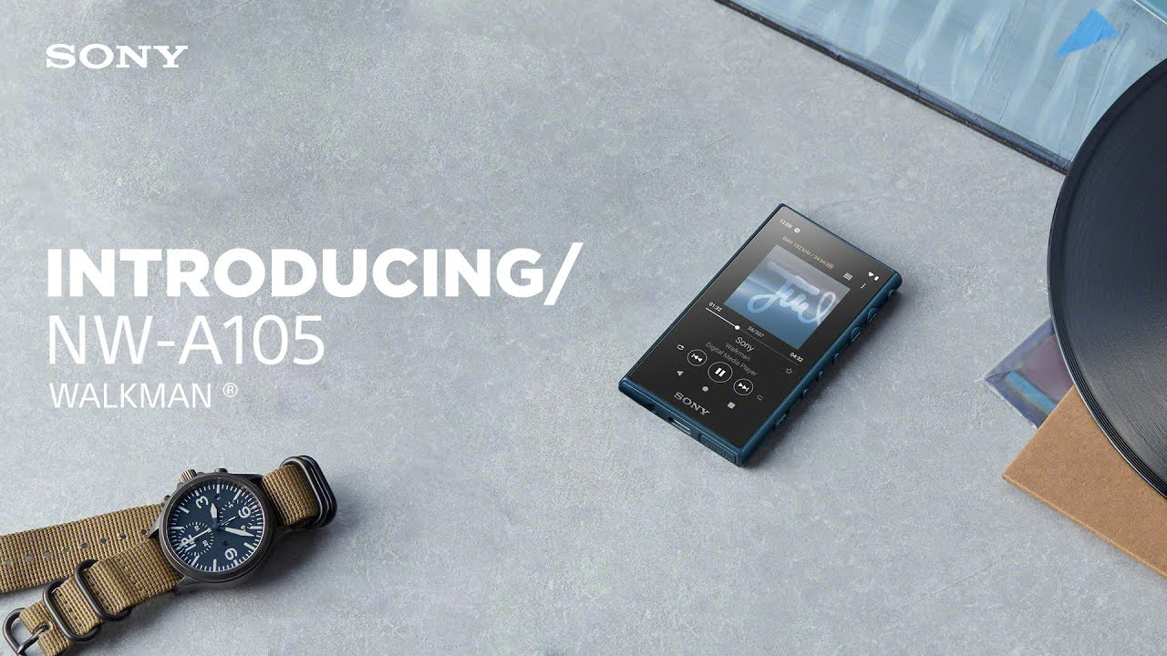 Sony's Walkman Is Making a Come Back with a Twist