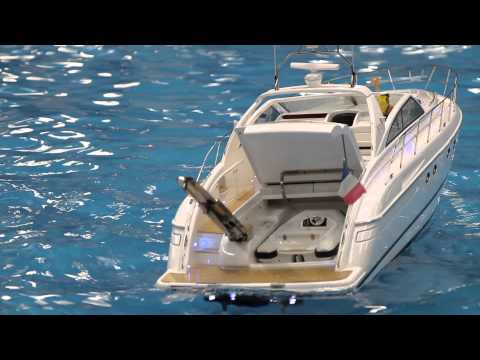 RC Yacht White Lady - Intermodellbau Dortmund