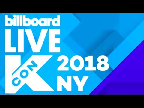 KCON NY STAR Live Talk with Super Junior, Pentagon, Heize, & Stray Kids! | Billboard