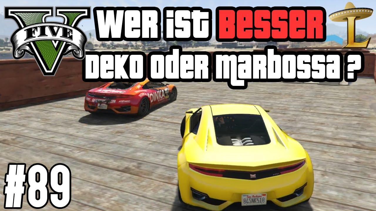 Lusor marbossa und deko  MÄNNLICHKEITSDUELL - DEKO VS MARBOSSA ! (+DOWNLOAD) | GTA V ...