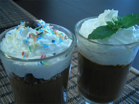 Chocolate Pudding - Gone Wild