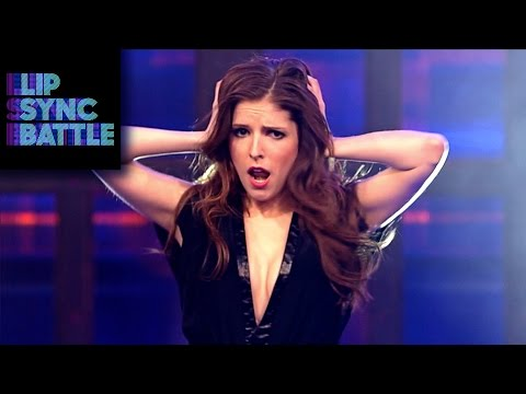 John Krasinski vs. Anna Kendrick on Lip Sync Battle