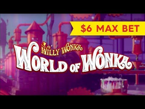 World Of Wonka Slot