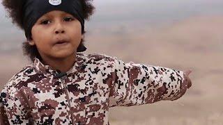 الأطفال .. سلاح الجماعات المتطرفة المتجدد
