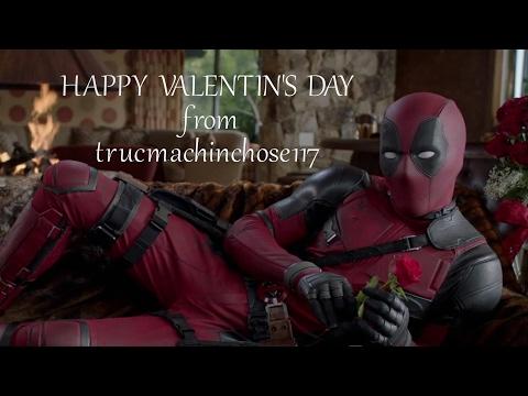 Deadpool - Mascara Dance (Happy Valentin's Day 2017 !)
