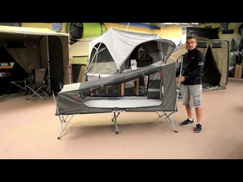 What the Jet Tent Bunker XL looks like without the Fly & What the Jet Tent Bunker XL looks like without the Fly - YouTube