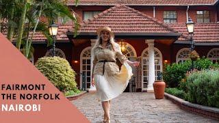 Dove Dormire a Nairobi Kenya - Fairmont  the Norfolk -  K Around the World -