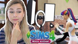 So COOL! 😍 Sims werden INFLUENCER! - Die Sims 4 Werde Berühmt Gameplay Preview (Unterstützt von EA)