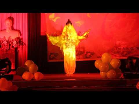 múa Phật bà nghìn mắt nghìn tay- ĐHĐD 01-Y ĐÀ NẴNG