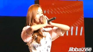 [Fancam] 150523 Jessica - มันคงเป็นความรัก By Jibbazee [Jessica Sweet Day in Thailand]