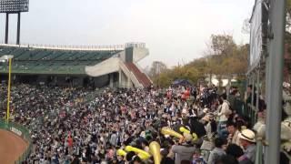 130414 北海道日本ハム - オリックス Fsウィルソン(デューシー)応援歌 (アブレイユ)