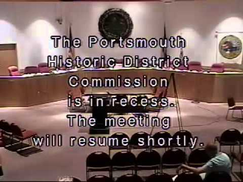 Historic District Commission 7.9.14