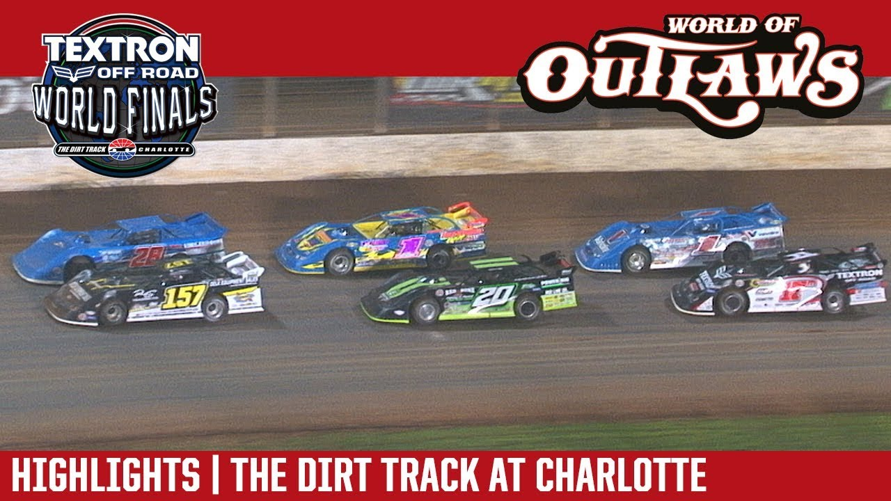 world-of-outlaws-craftsman-late-models-the-dirt-track-at-charlotte-november-3rd-2017-highlights