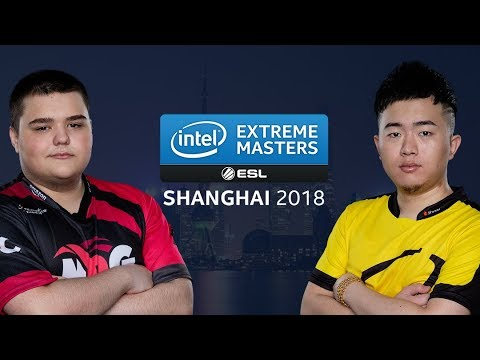 CS:GO - NRG vs. 5Power [Inferno] - Group A Opening Match - IEM Shanghai 2018