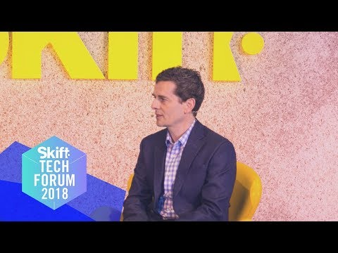 Expedia Chief Technology Officer and SVP at Skift Tech Forum 2018