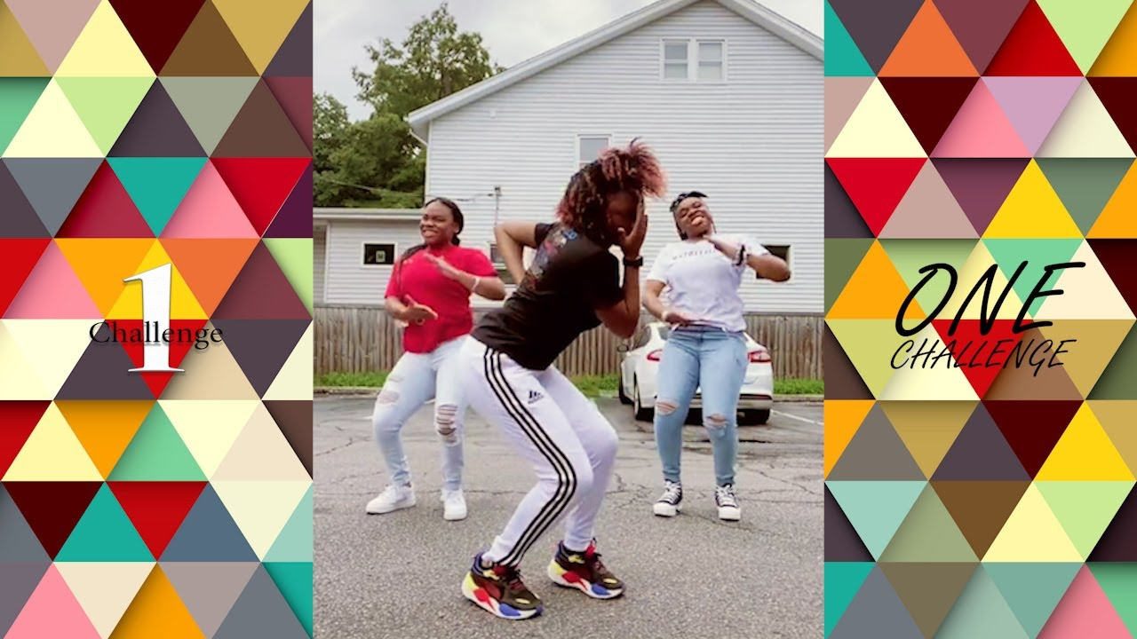 From The Back Challenge Dance Compilation #fromtheback #fromthebackchallenge