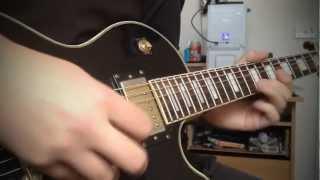Main Theme (Metal Gear Solid 3) Guitar Cover