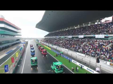 Tata Motors T1 Prima Truck Racing Championship - Season 2 Highlights