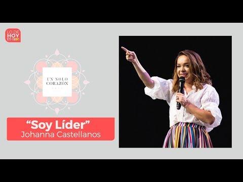 Soy líder - Ps. Johanna Castellanos - G12TV