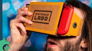 Nintendo Labo VR Kit for Switch is Worth Every Penny