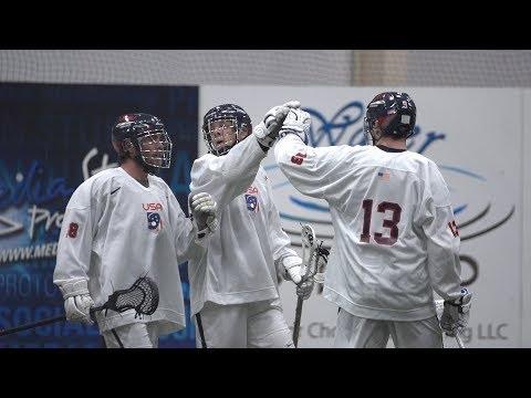 Team USA Indoor | Blue vs White Highlights