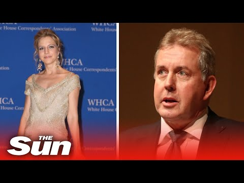 UK Ambassador investigated for 'leaking' US secrets in affair with journalist