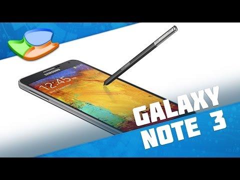 Samsung Galaxy Note 3 [Análise de Produto] Tecmundo