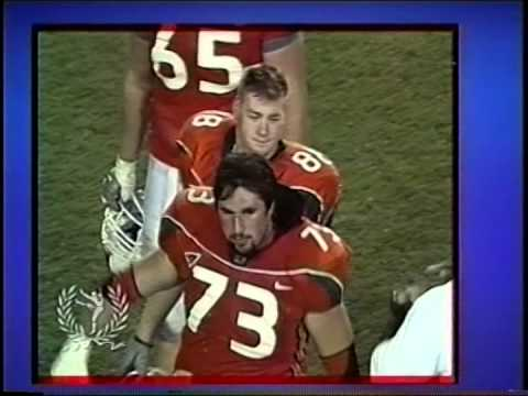 Highlights of 2001 Campbell Trophy winner Joaquin Gonzalez (Miami)