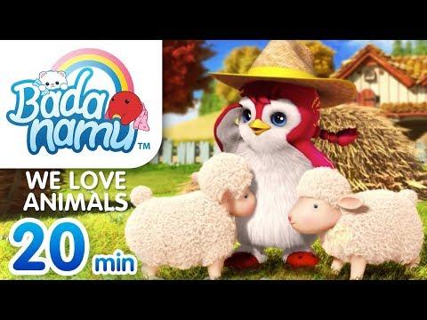 We Love Animals | Badanamu Compilation