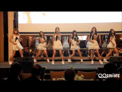 [HD Fancam] 131024 A Pink -  Lovely Day + Talk + NoNoNo [Volvik Event]