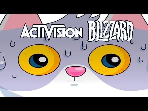 Blizzard ЗАСТАВЛЯЕТ МЕНЯ ГРУСТИТЬ.