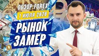 Прогноз по рынку форекс на 01 07 от Тимура Асланова
