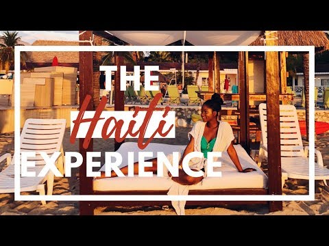 THE HAITI EXPERIENCE || THE MOST BEAUTIFUL PLACES IN HAITI [TRAVEL VLOG]