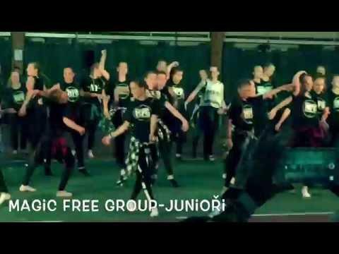 Magic Free Group-Junioři soustředění HROTOVICE 2016