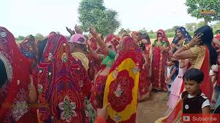 New Shekhawati Marriage Dance Performence 2019/New Rajasthani Wedding Dance Video/Alka Choudhary