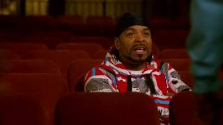 Method Man Freestyle Fŗom Wu-Tang Clan: Of Mics and Men Documentary